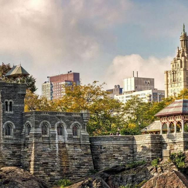 Belvedere Castle at Central Park