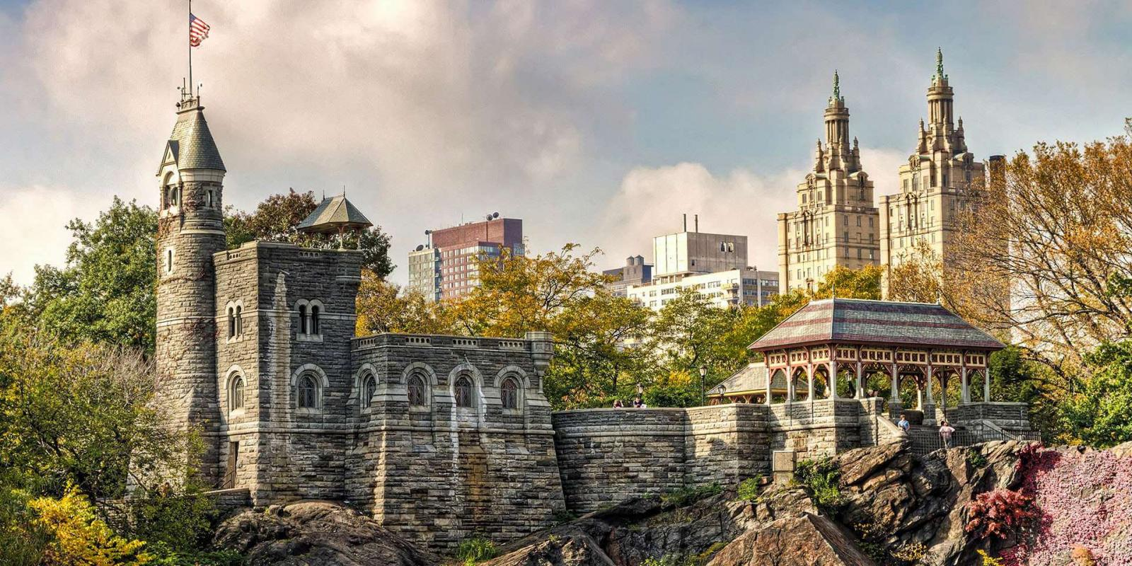 Belvedere Castle at Central Park