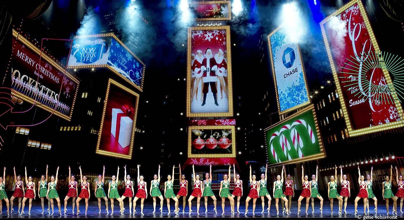 Radio City Christmas Spectacular | NYC Rockettes Christmas Show