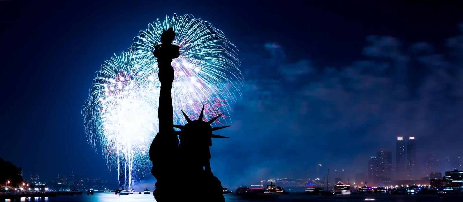 New Years Eve NYC Firework