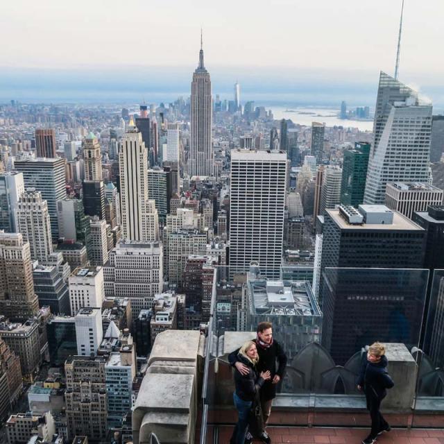 The best observation decks in New York