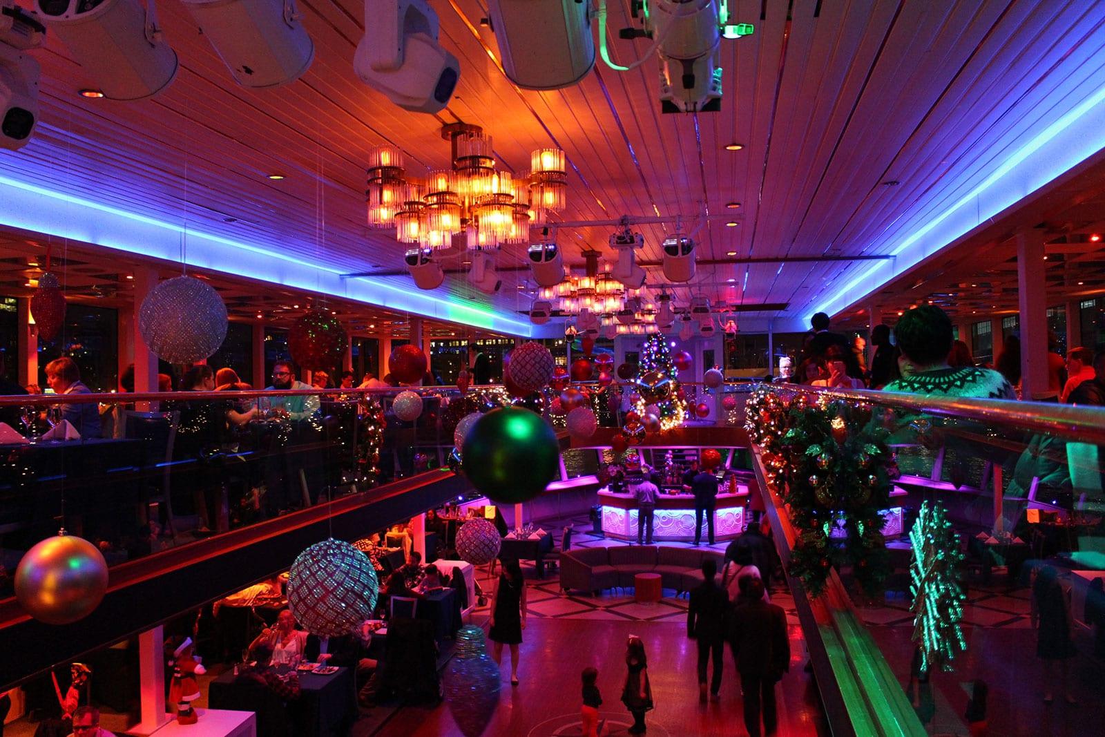 Santa's Christmas Eve Dinner Cruise1