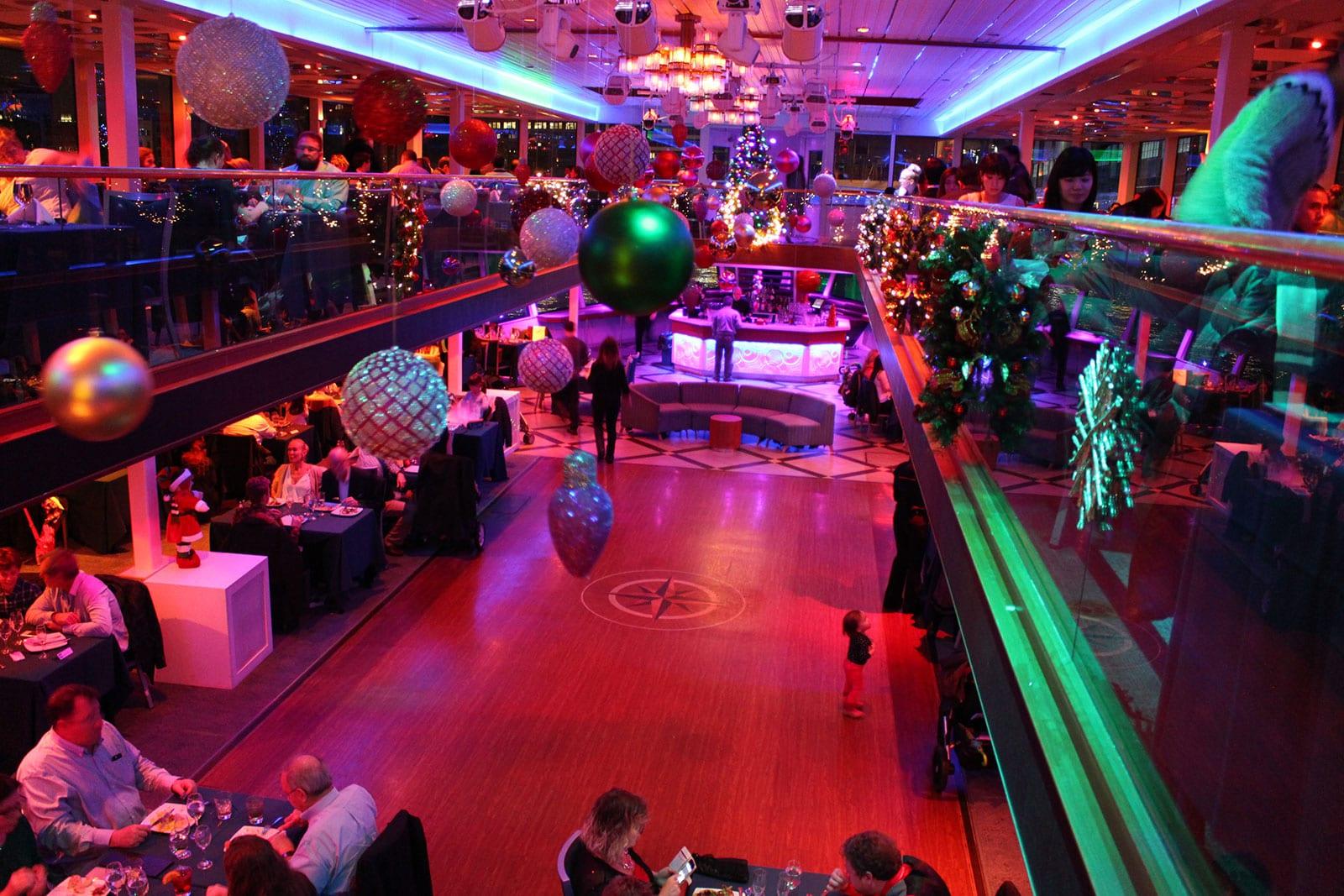 Santa's Christmas Eve Dinner Cruise2