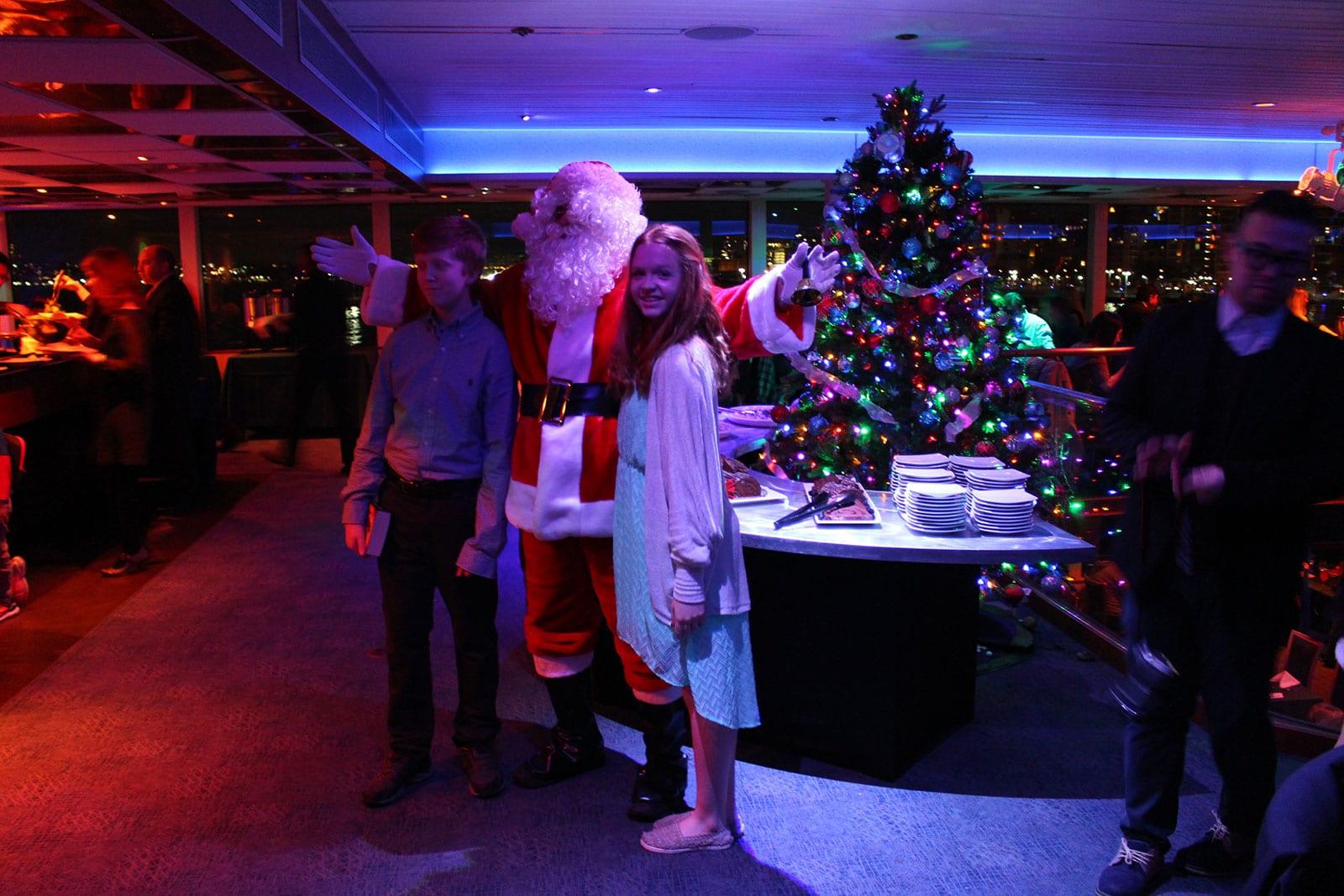 Santa's Christmas Eve Dinner Cruise5