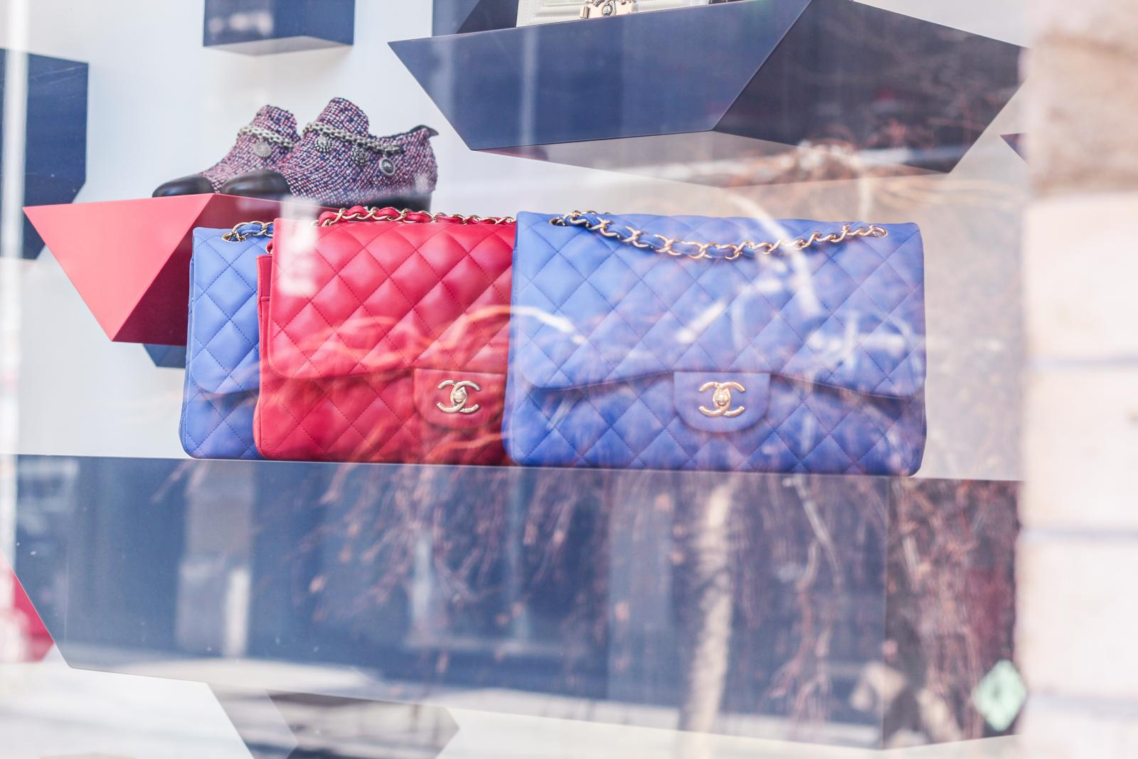 Soho NYC Shopping Chanel
