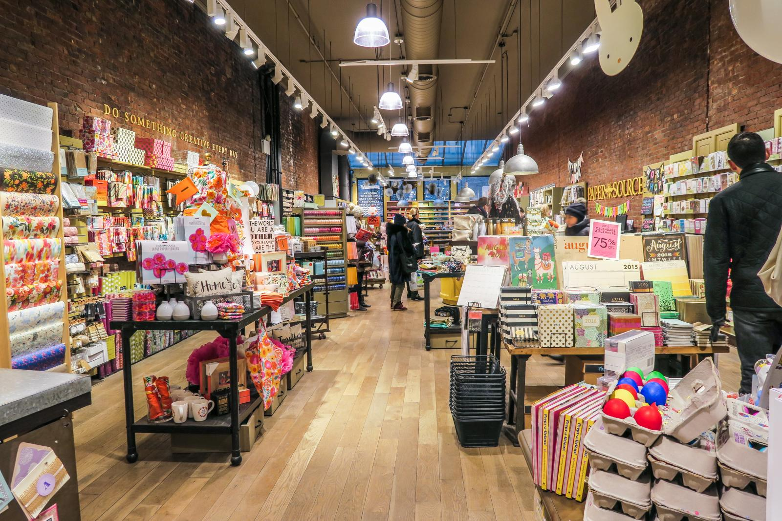 Soho NYC Shopping Paper & Source