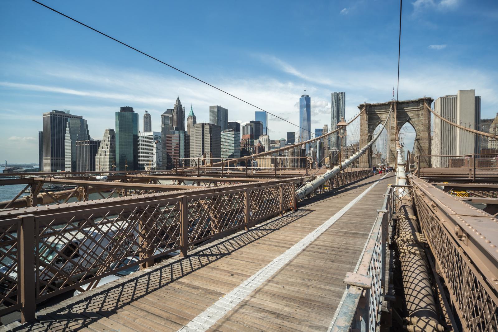 Top 10 FREE things to do NYC Brooklyn Bridge
