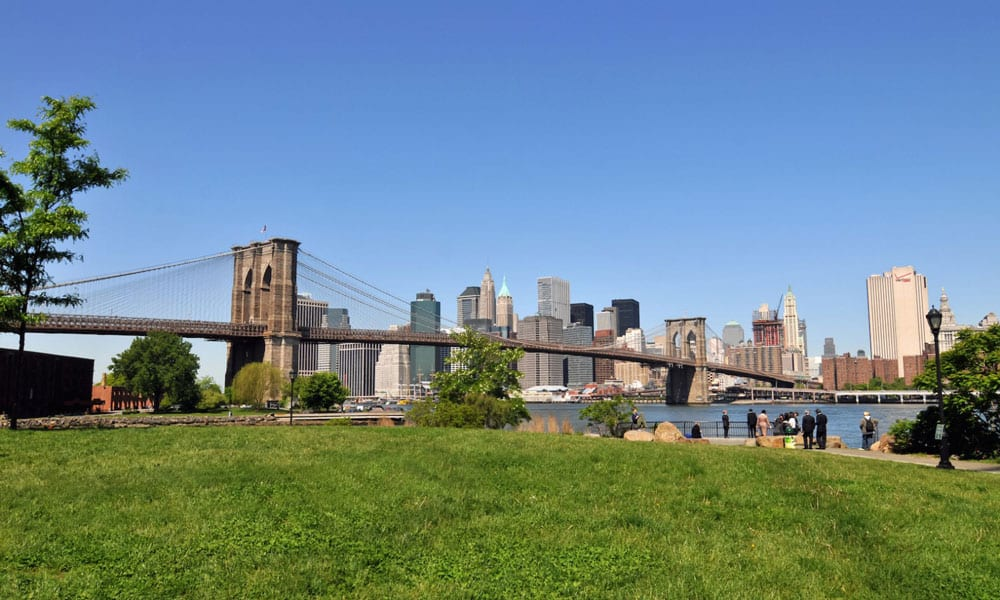 Top 10 FREE things to do NYC Brooklyn Bridge Park