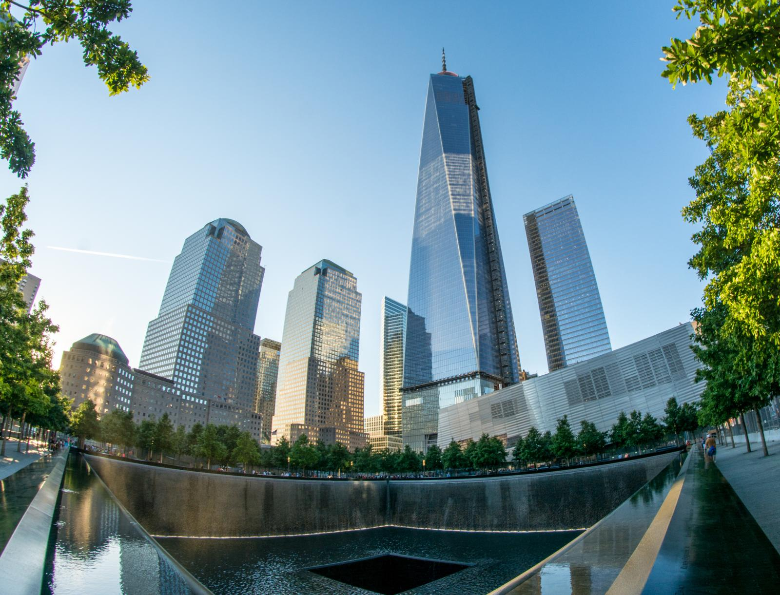 Top 10 FREE things to do NYC 9/11 Memorial