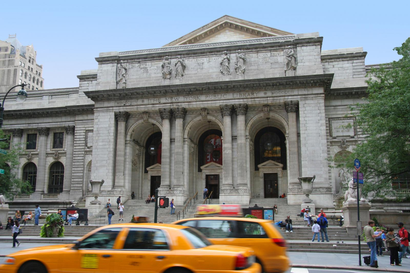 Top 10 FREE things to do NYC Public Library