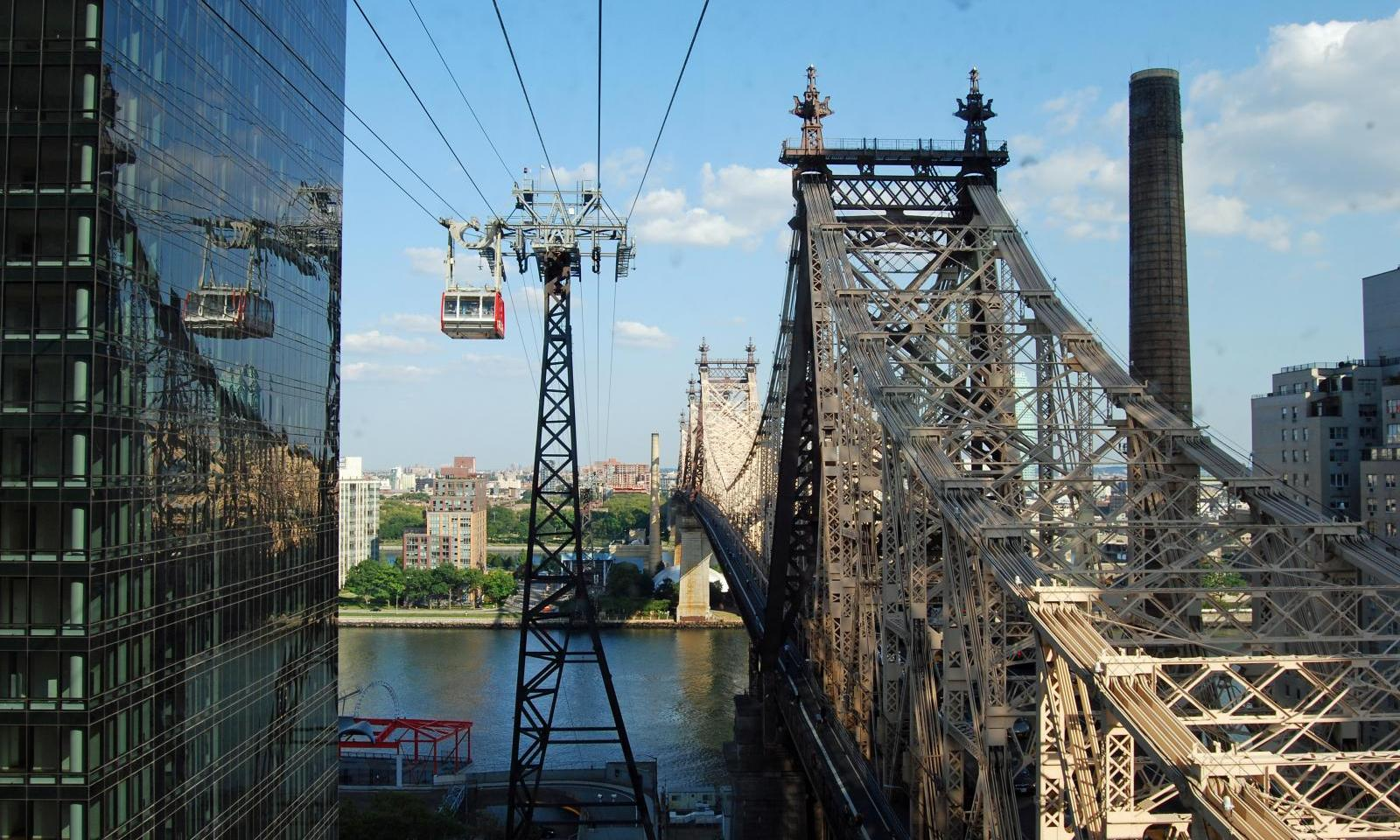 Top 10 FREE things to do NYC Roosevelt Island Tramway