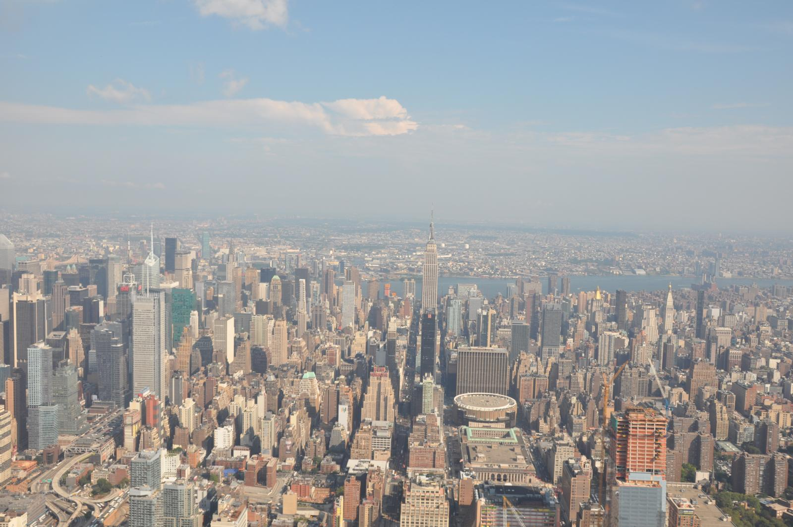Helicopter Tour Empire State Building