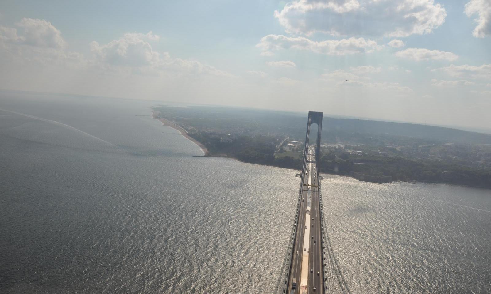 New York Helicopter Tour  Manhattan Brooklyn Amp Coney Island  201617