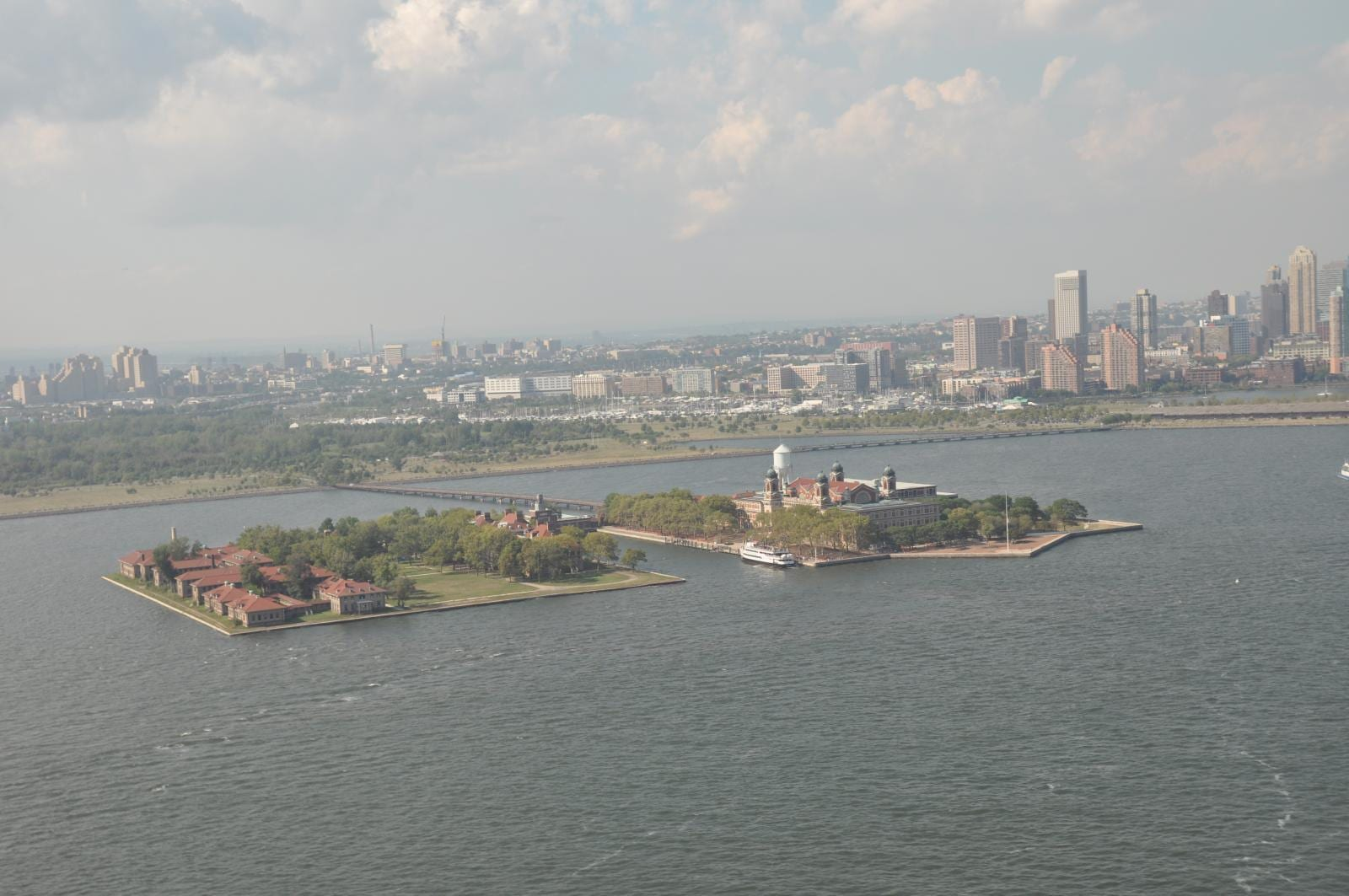 Helicopter Tour Governors Island