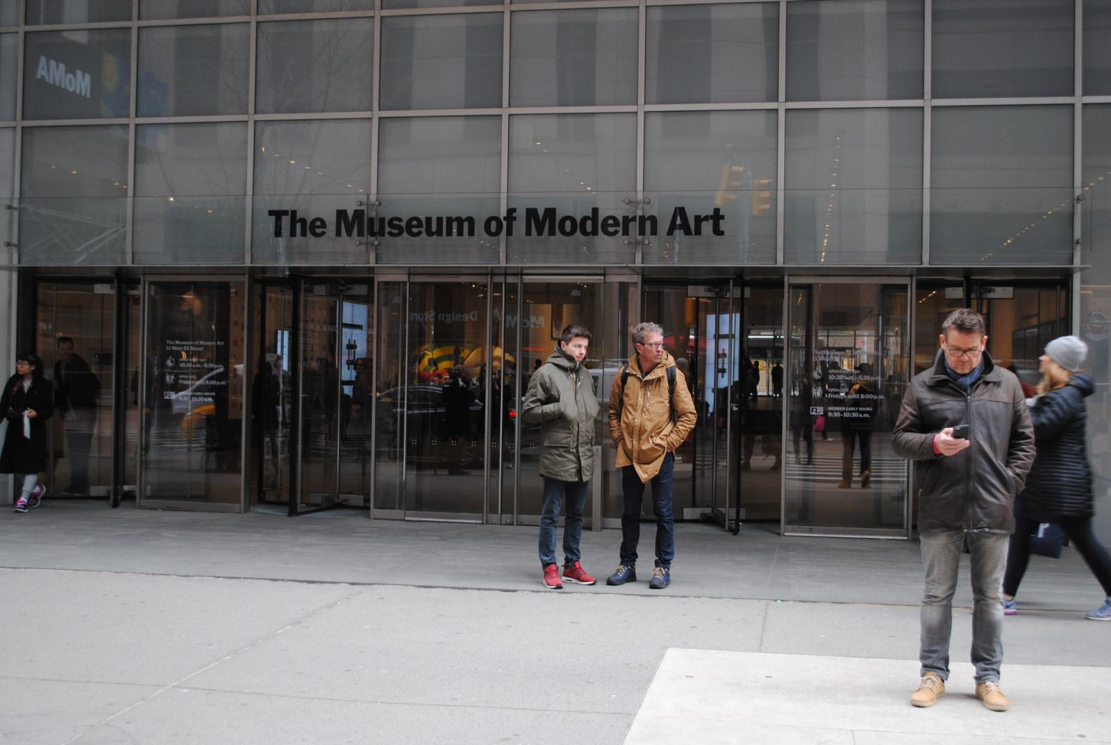 Museum of Modern Art NYC