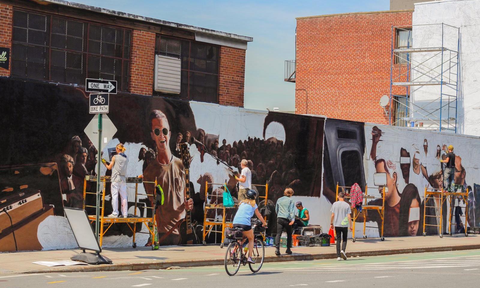 Williamsburg Brooklyn Street Art