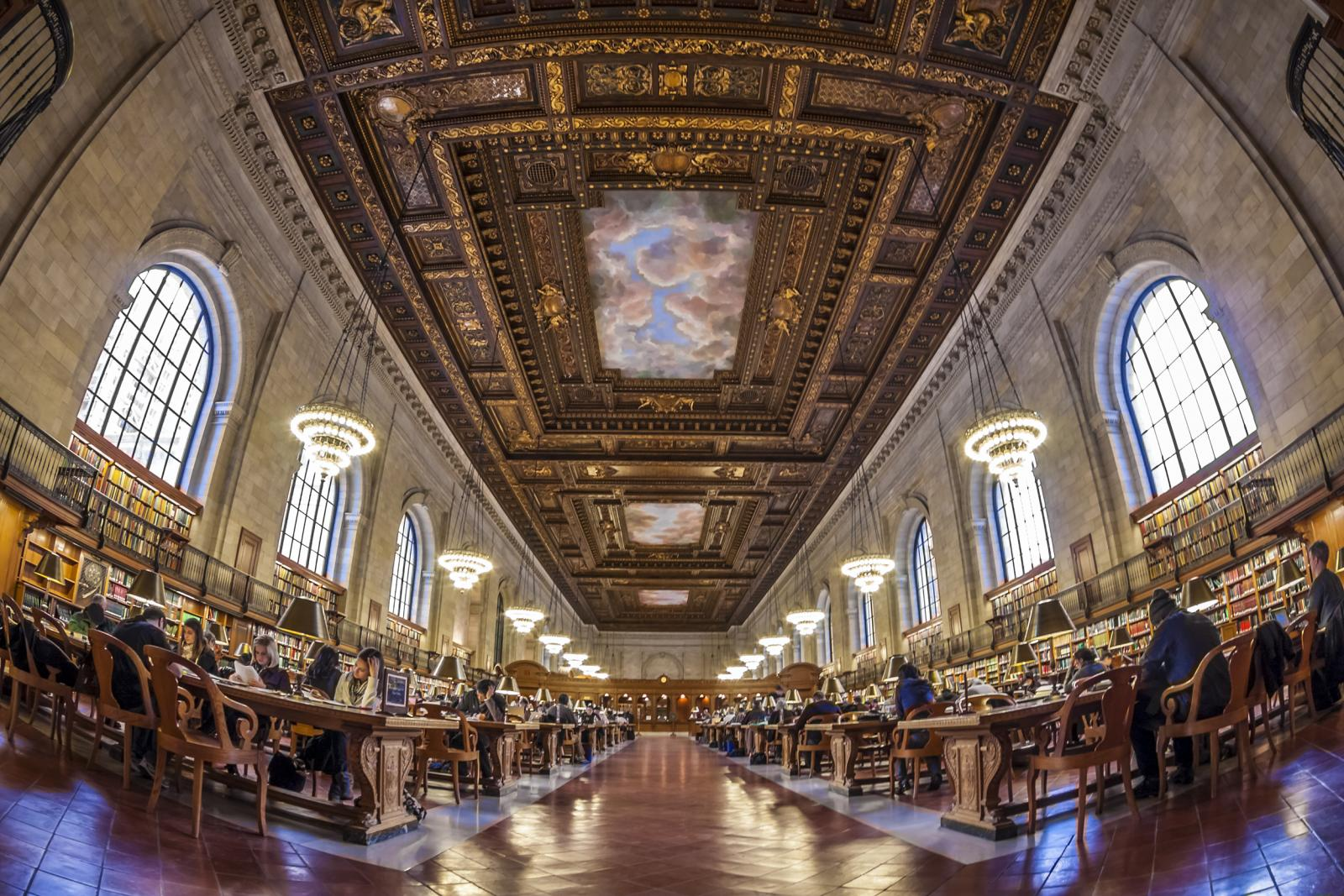 Nyc Main Library Tours