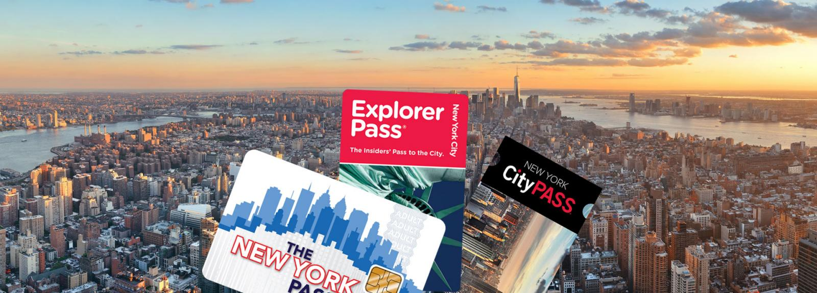 New York CityPASS vs. New York Pass vs. Explorer Pass
