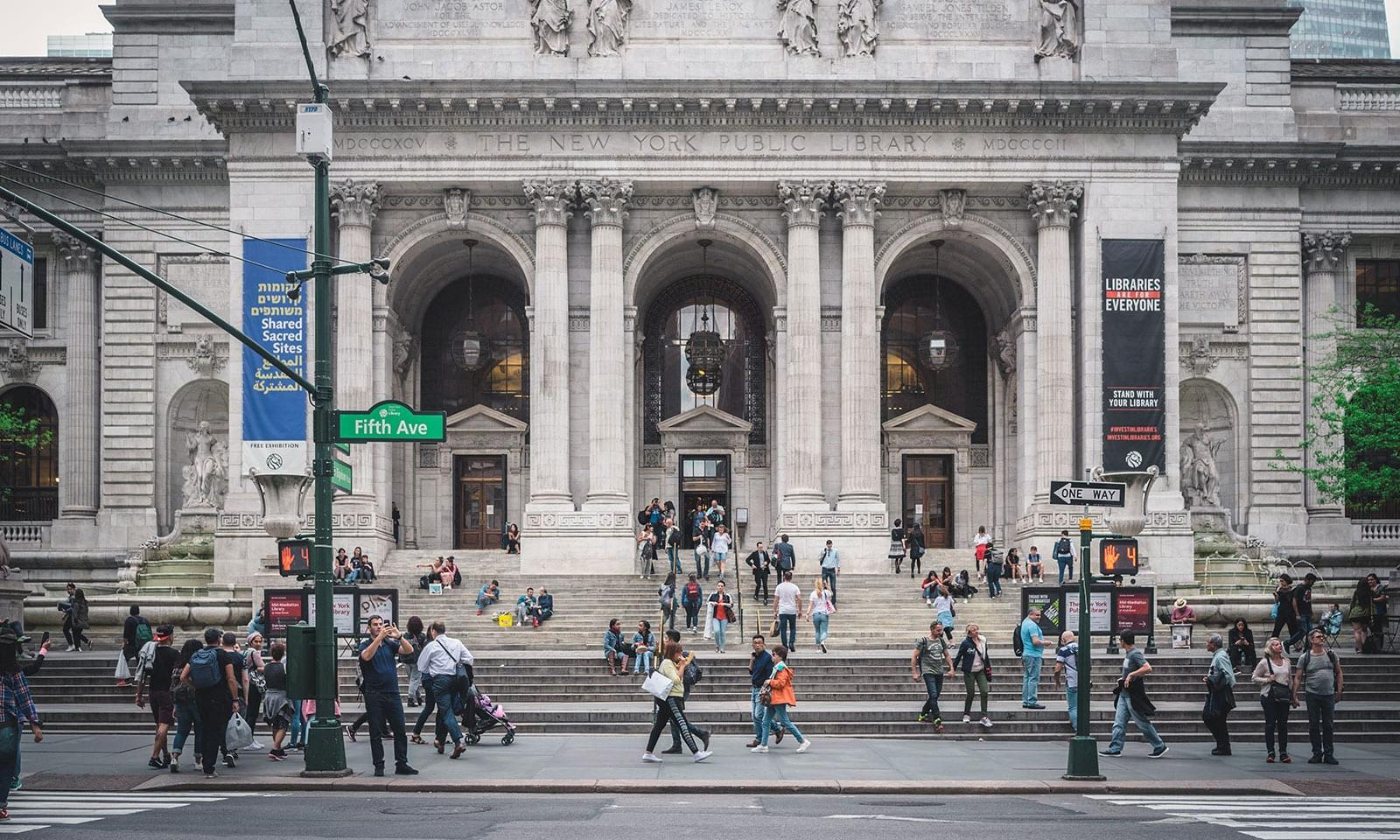 The NYC Public Library | The Most Visited US Public Library