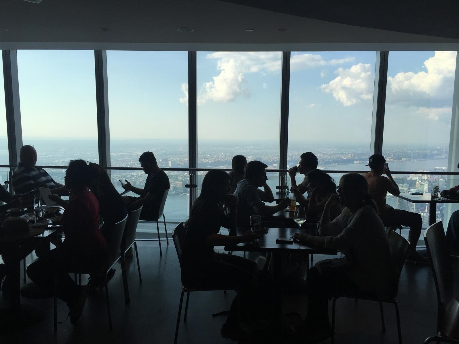 One World Observatory Cafe & Restaurant