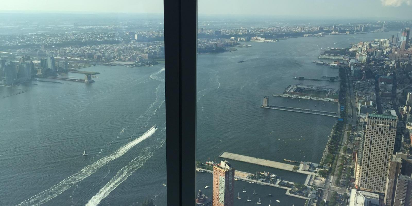 ▷ One World Trade Center Observatory: is it worth visiting
