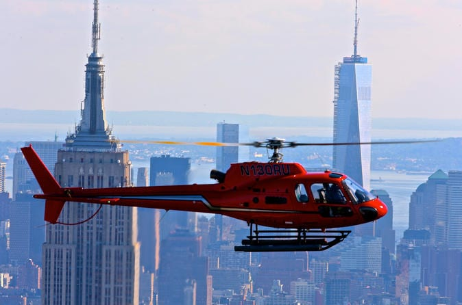 Complete New York Helicopter Tour