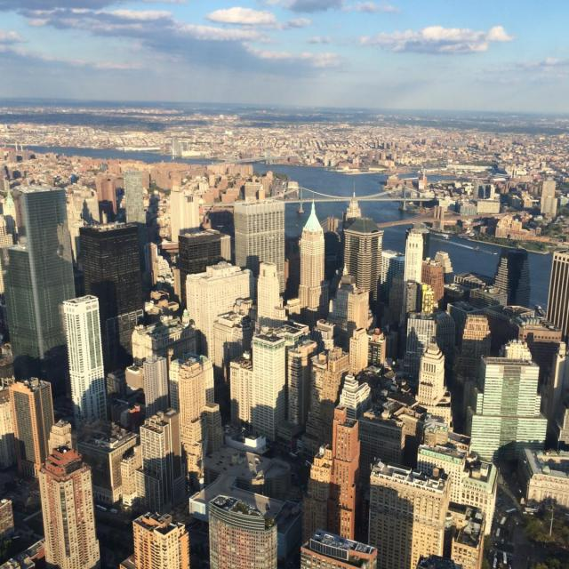 Helicopter Flight New York City