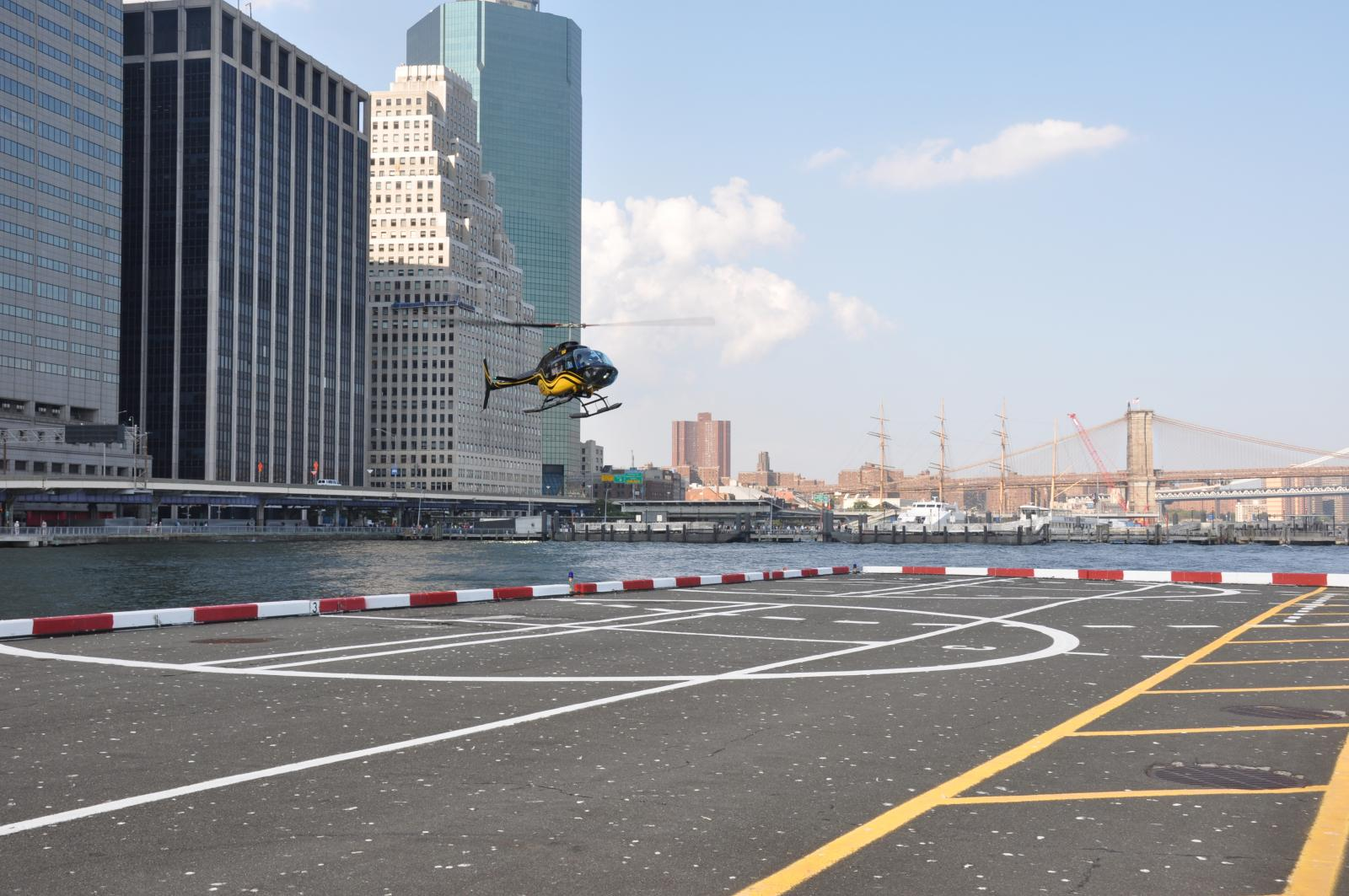 Heliport New York Helicopter Tour