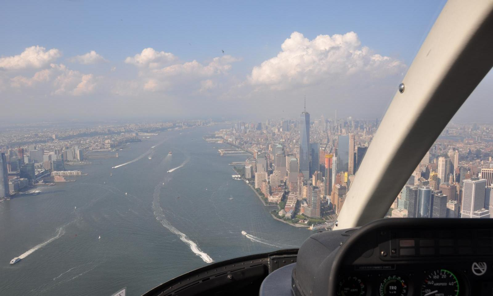 Helicopter Flights New York City  The Best Way To Explore Manhattan