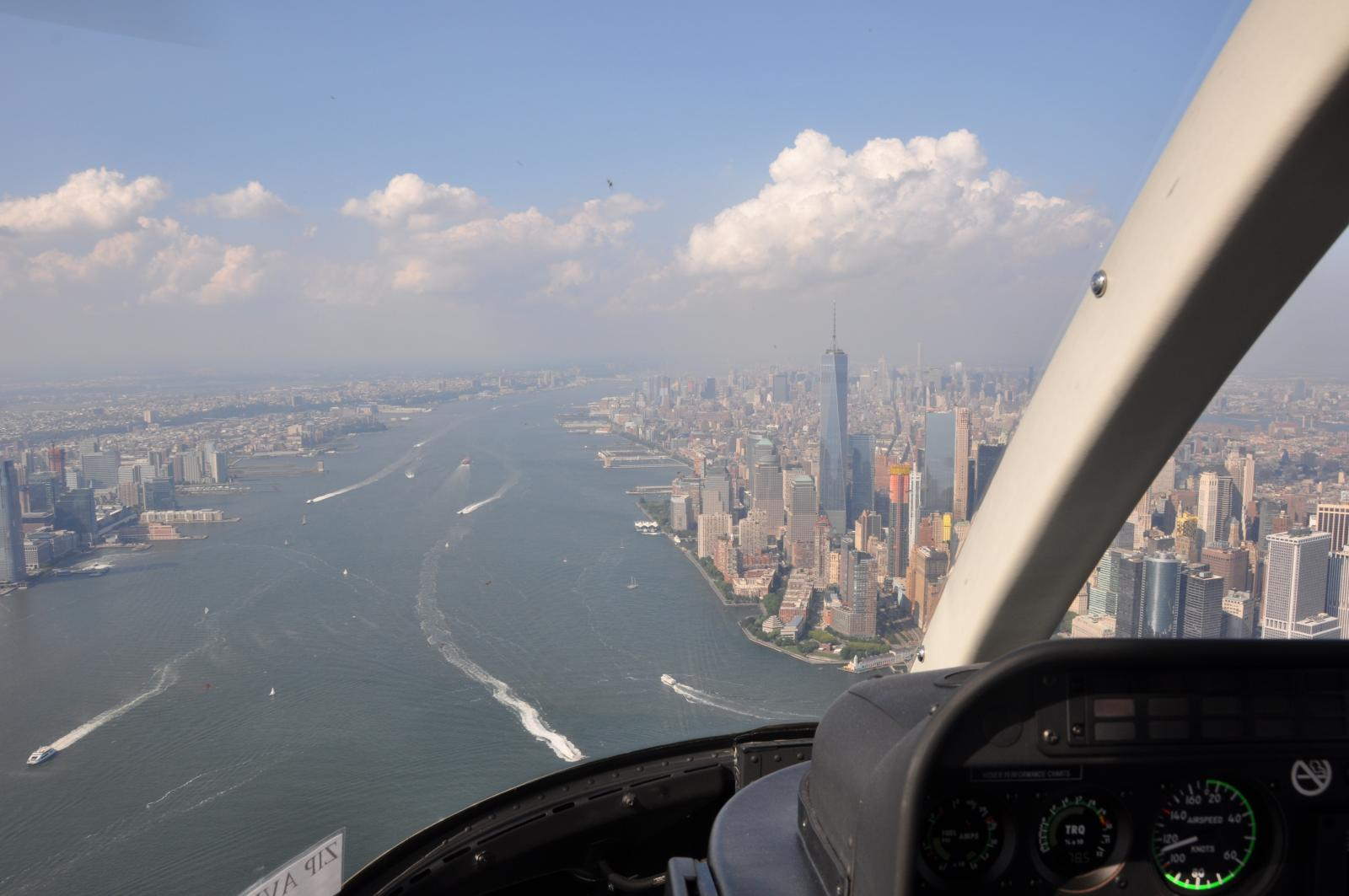 helicopter tour nyc