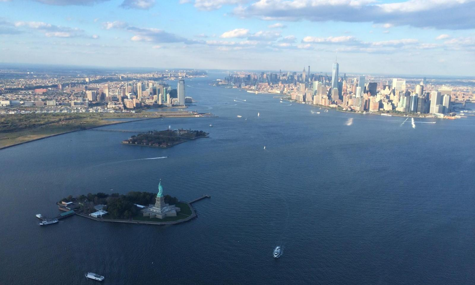 Cheap New York Helicopter Tour