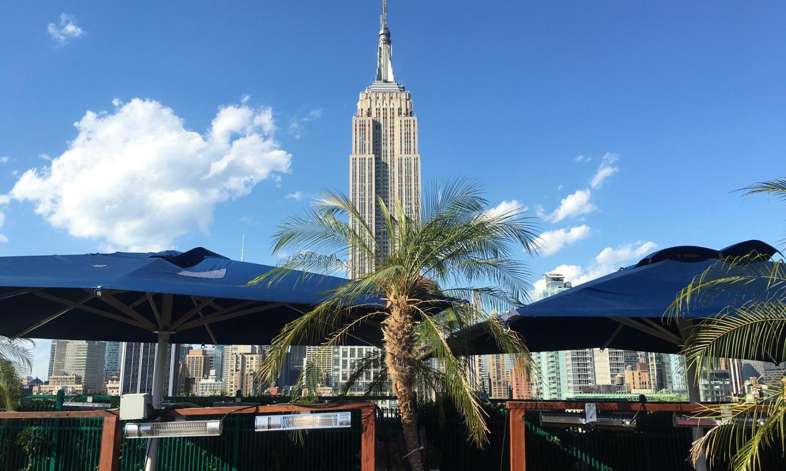 ▷ The best Rooftop Restaurants NYC  