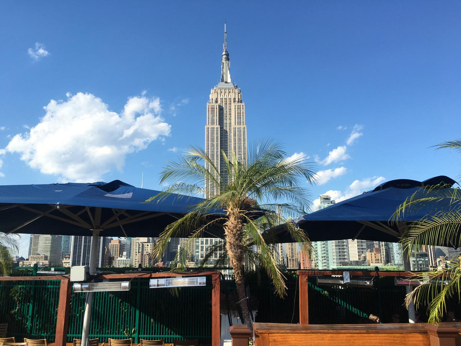 The best Rooftop Restaurants NYC