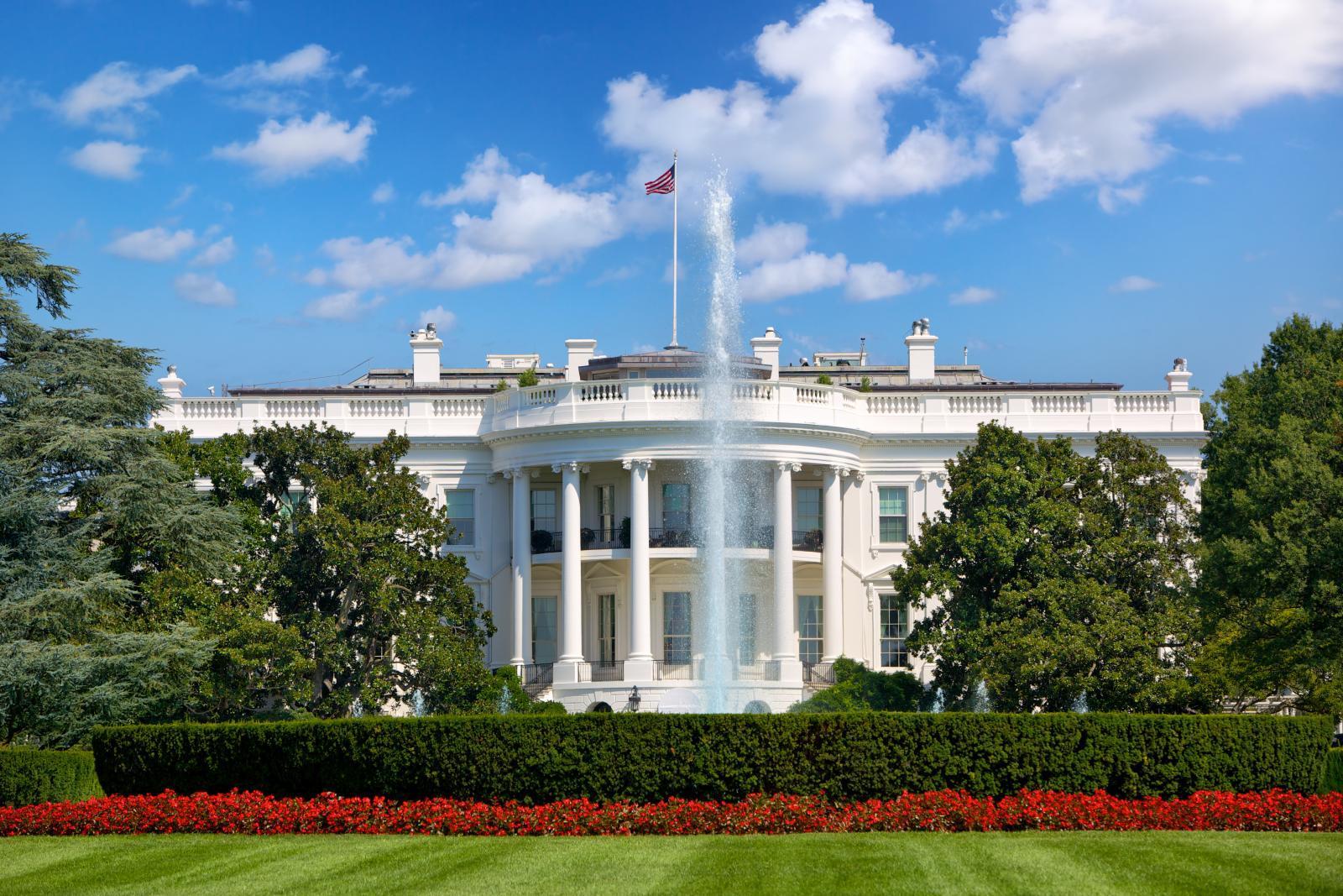 Day Trip to Washington DC White House