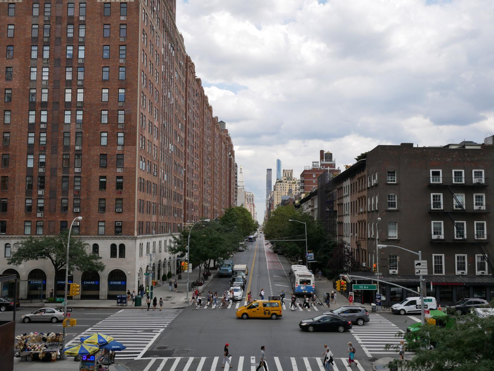 Top 10 NYC Attractions - High Line Park