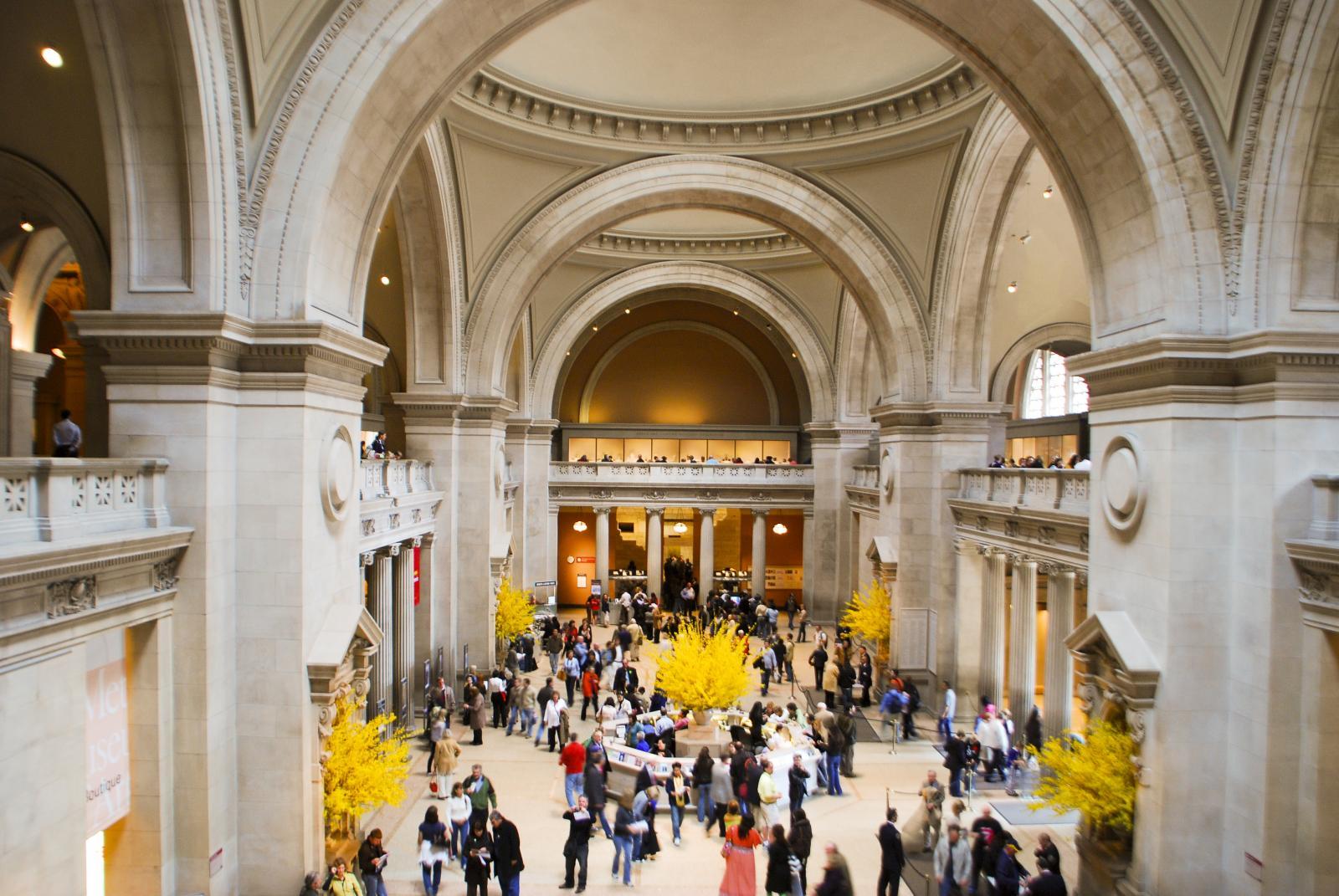 The Metropolitan Museum NYC Top 5