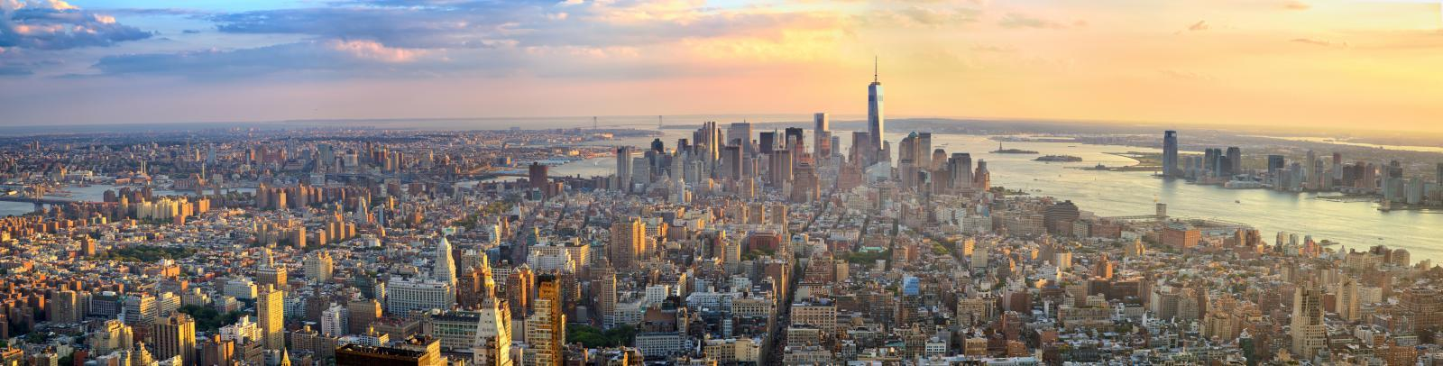 NYC Pass Comparison Skyline