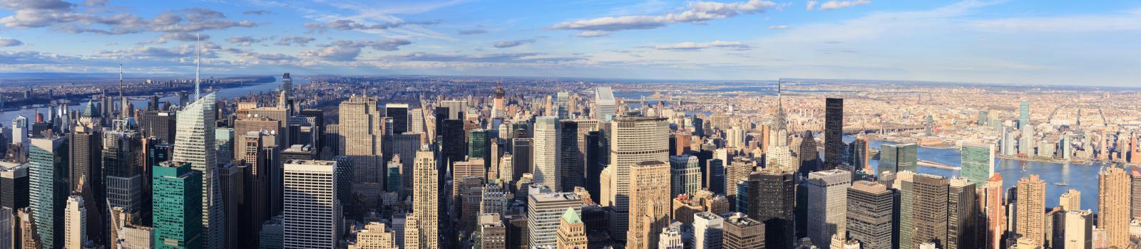 NYC Skyline - Pass Comparison