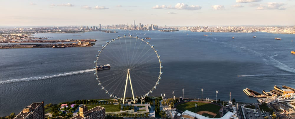 The New York Wheel – NYCs Newest Attraction