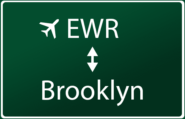 Transfer from EWR to Brooklyn