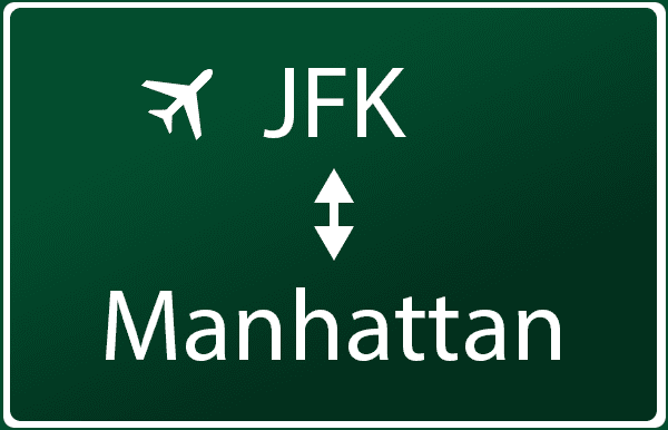 Transfer from JFK to Manhattan