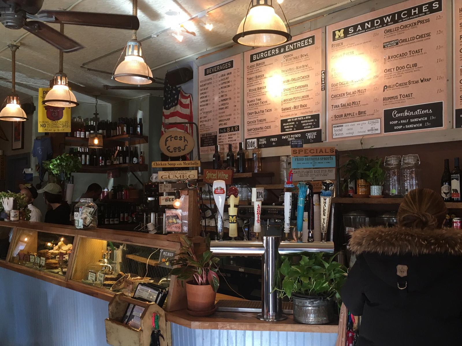 The Grey Dog Cafe