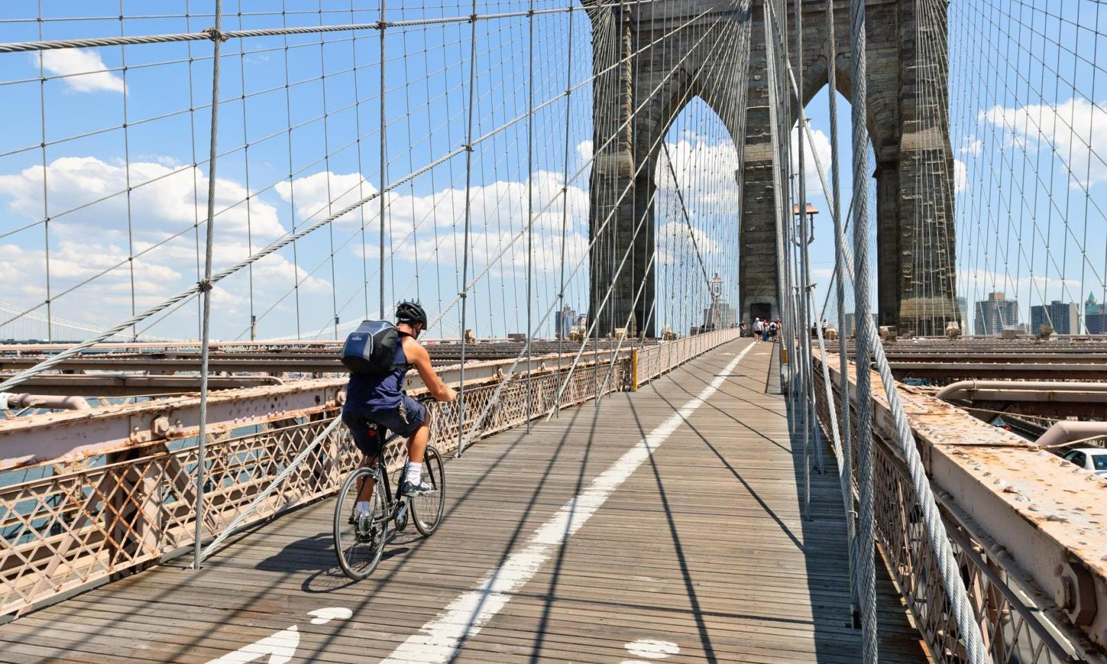Brooklyn Bridge Bike