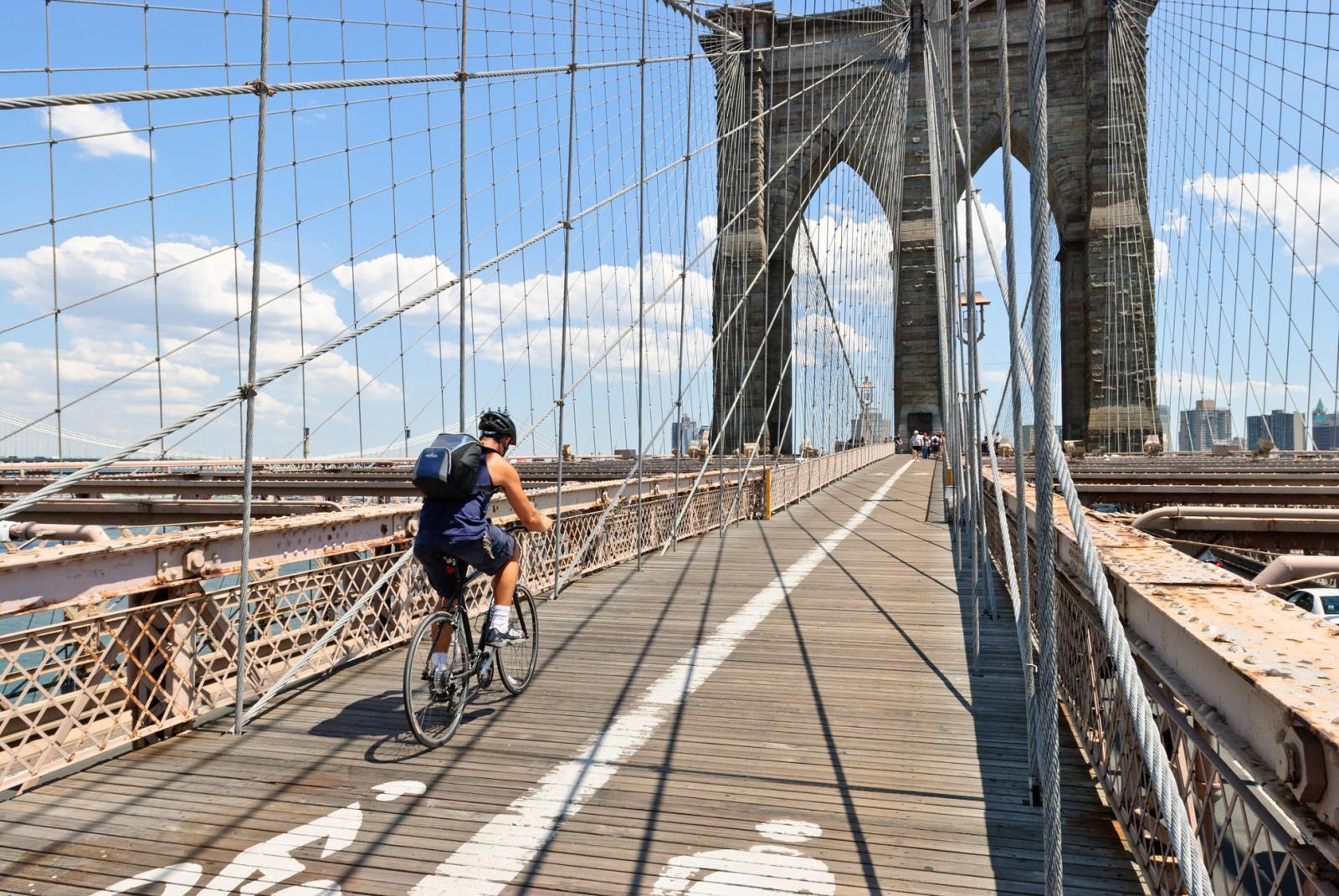 Brooklyn Bridge Bike