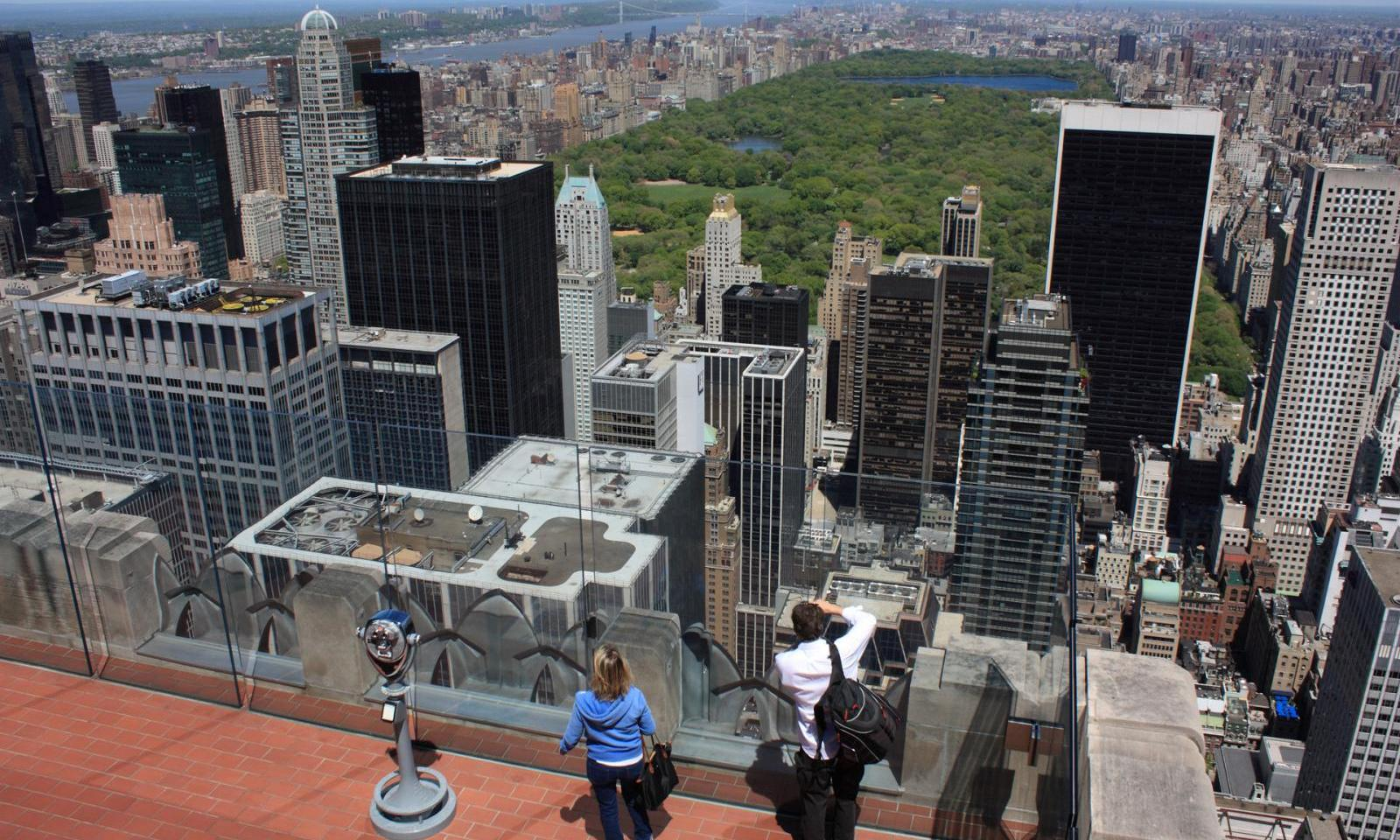 Rockefeller Center Top of the Rock