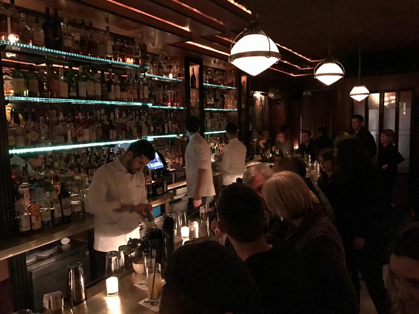 Top 10 Bars NYC