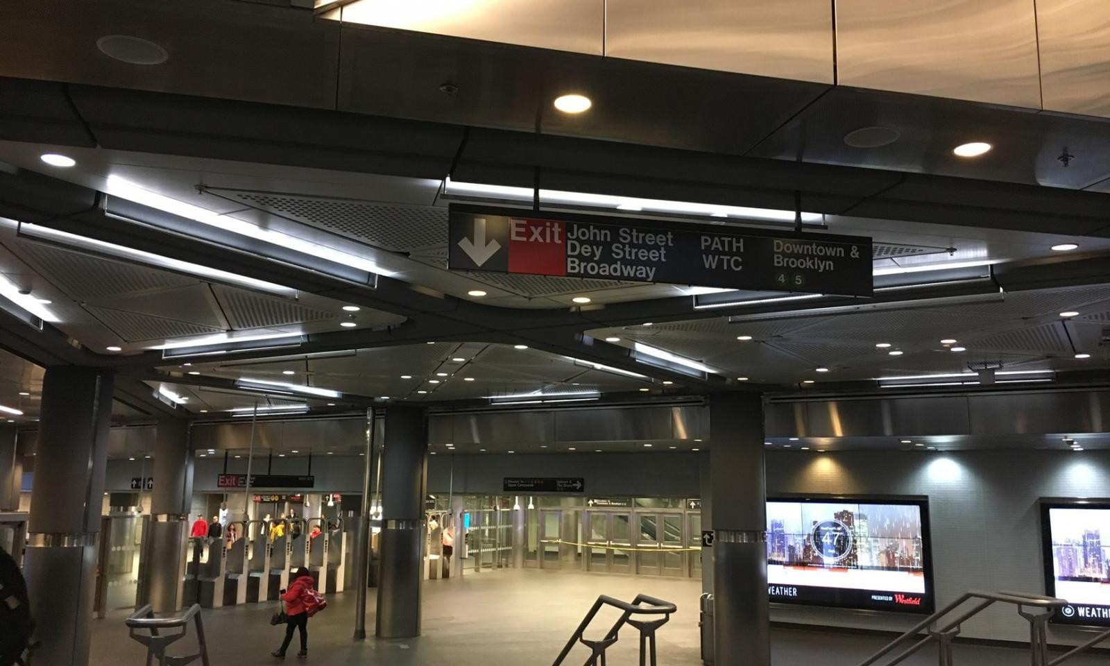 Fulton Street Station