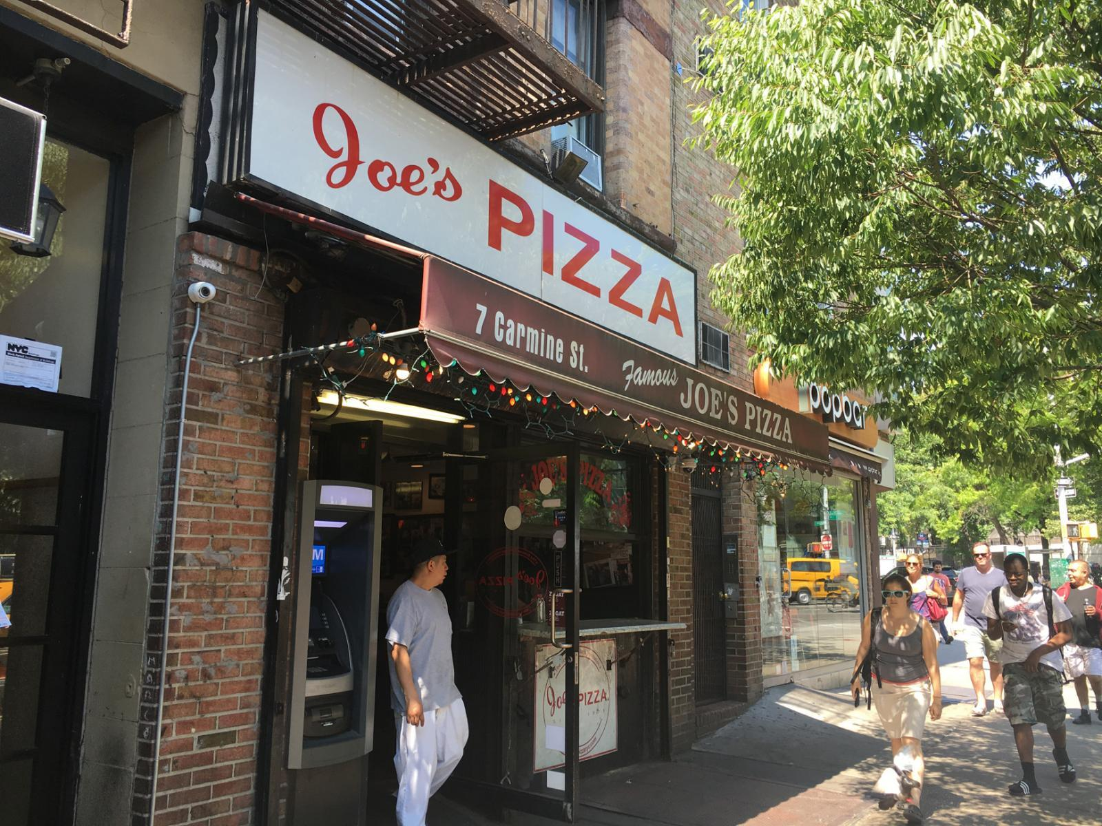 Joe's Pizza West Village