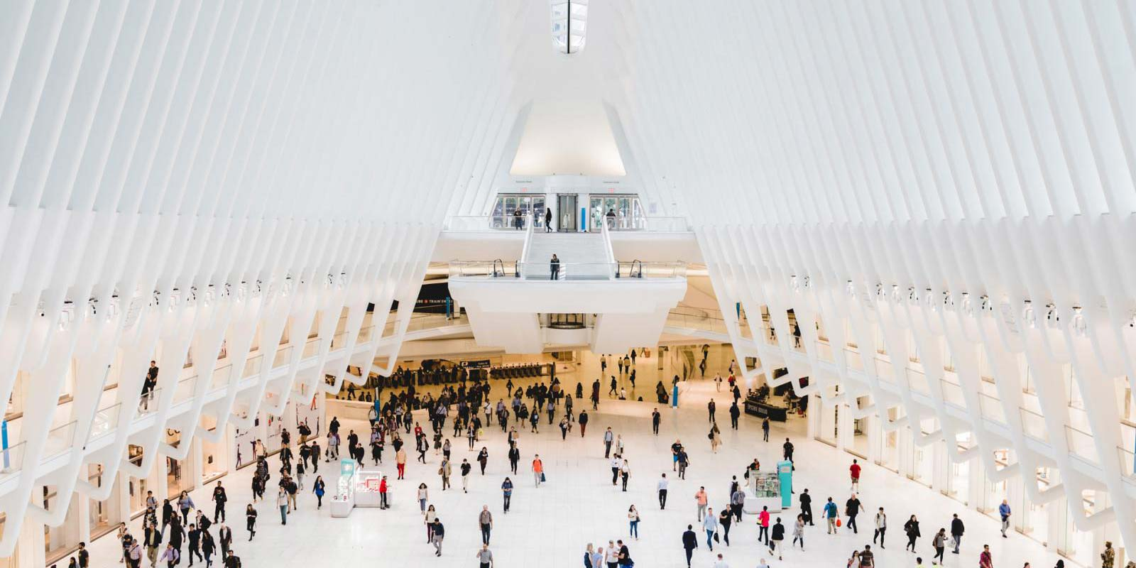 Things to do on a rainy day in NYC: The Oculus