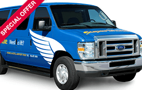 NYC Airport Shuttle Transfer
